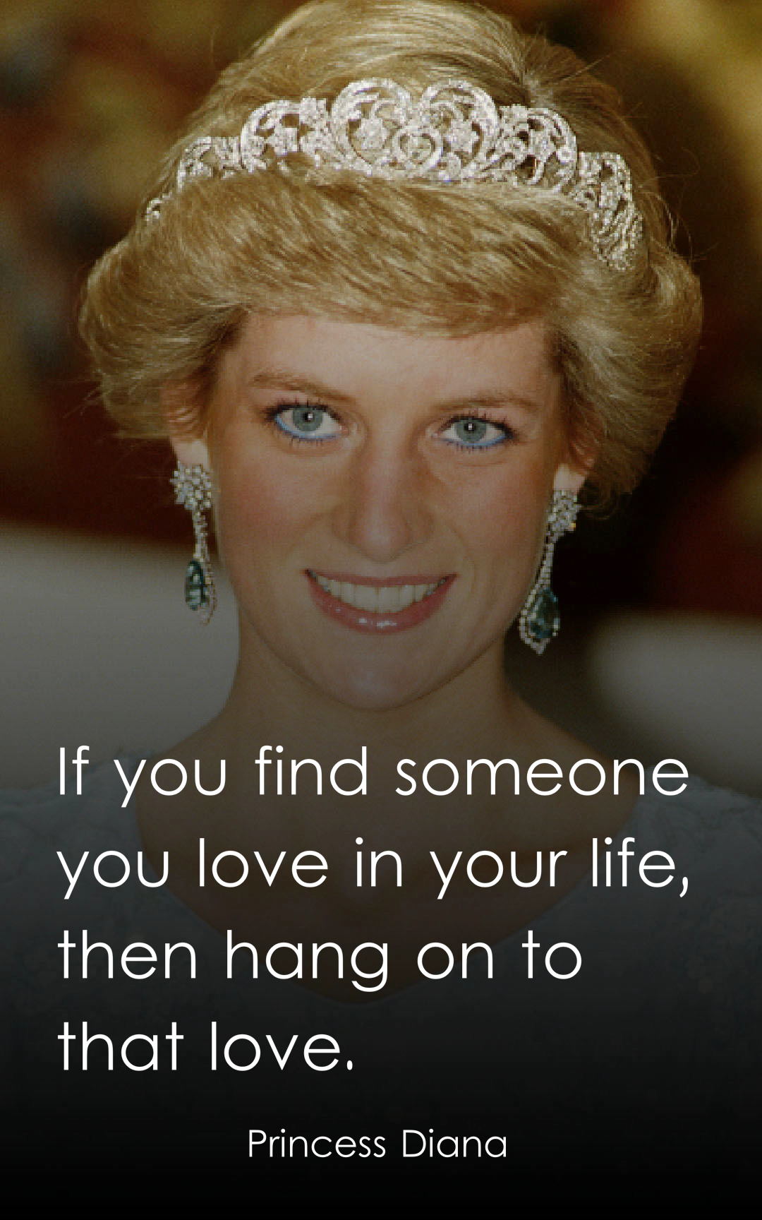 15 Inspirational Princess Diana Quotes
