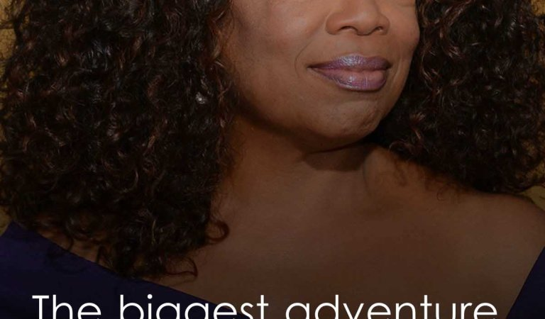 40 Inspirational Oprah Winfrey Quotes