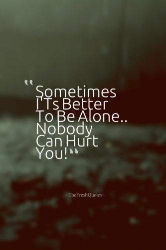 37 Hurt Quotes Sayings Broken Heart
