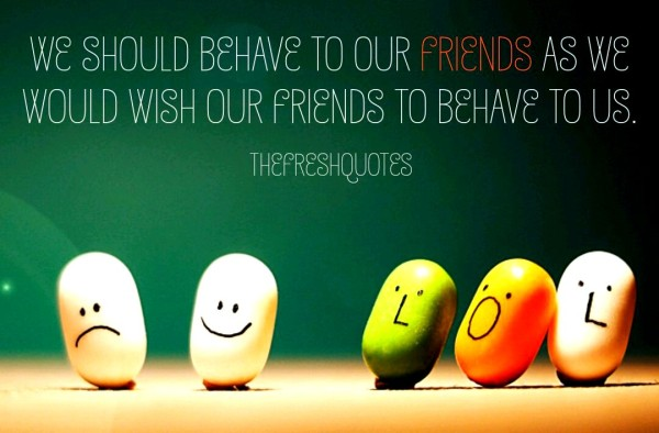 Beautiful Friendship Quotes with Images