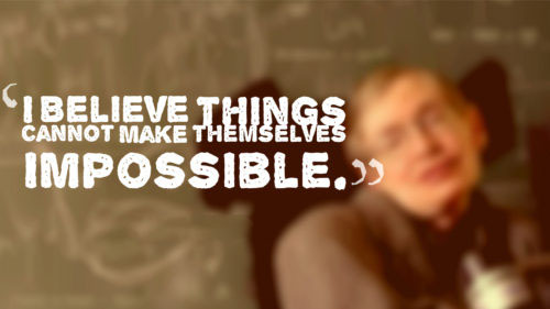 Top 50 Stephen Hawking Quotes with Images