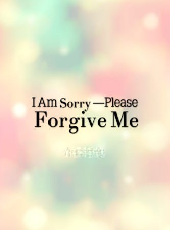 I'm Sorry Quotes & Messages – Apology Quotes