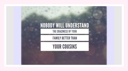 20+ Cute and Funny Cousins Quotes with Images
