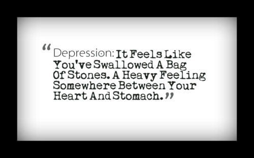 50+ Heart Touching Depression Quotes