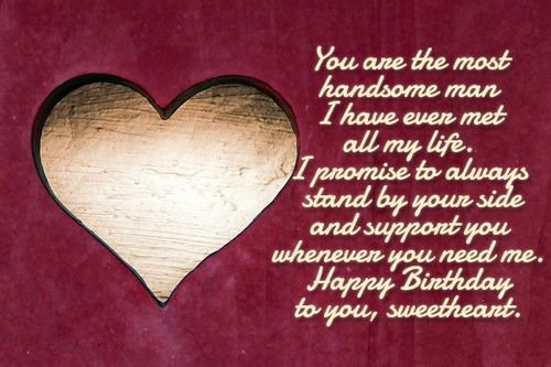 97 Romantic and Happy Birthday Wishes for Husband