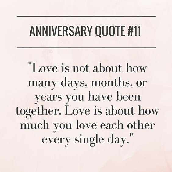 35+ Anniversary Quotes That Will Inspire You - Page 4 of 6