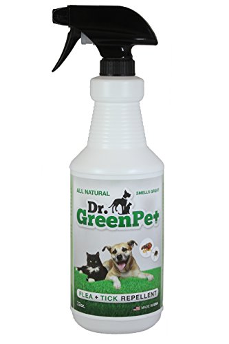 Dr. GreenPet All Natural Flea and Tick Spray review