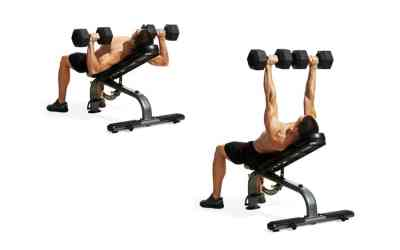 What are the best exercises for my chest and shoulders?