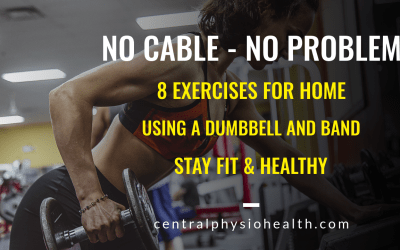 No cable, no problem – home exercise program