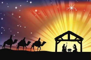 The Advent, the Birth, the Celebration