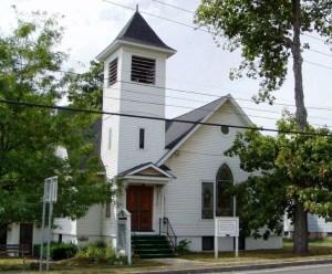 First UU Church