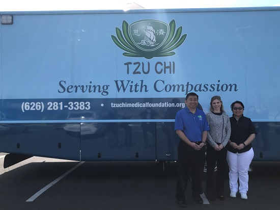 Tzu Chi Mobile Clinic Serves Compassion with Free, Weekly Medical Care to Central Valley