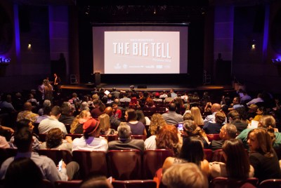 The Big Tell film awards