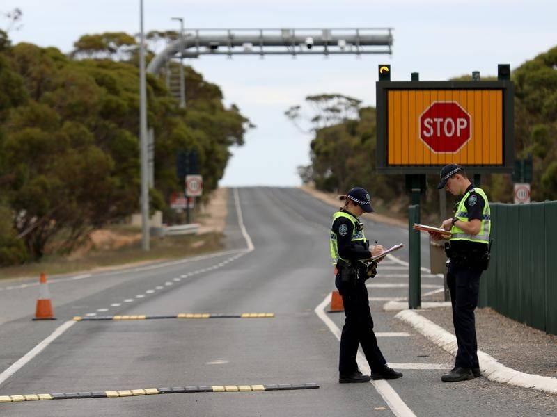 Sa Border Restrictions Victoria : SA's borders could open ...