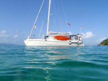 CATALYST yacht image # 18