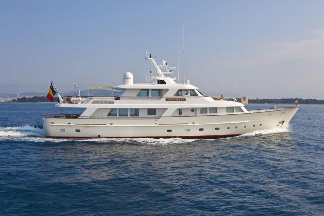 Main image of CORNELIA yacht