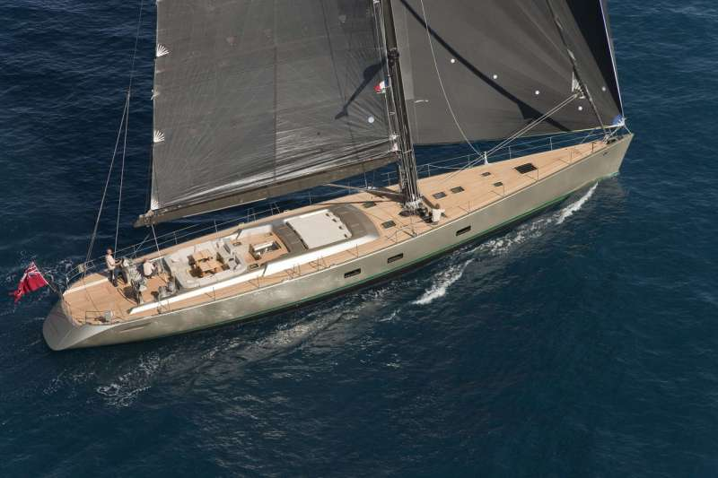 Main image of DARK SHADOW yacht