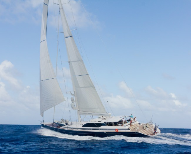Main image of SEAQUELL yacht