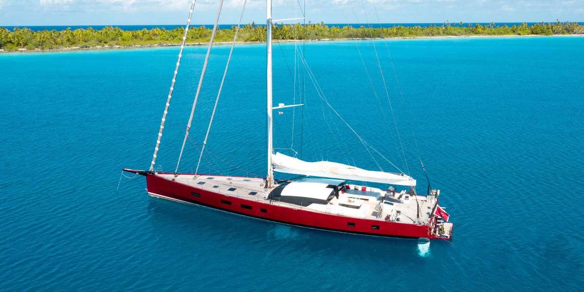 NOMAD IV yacht main image