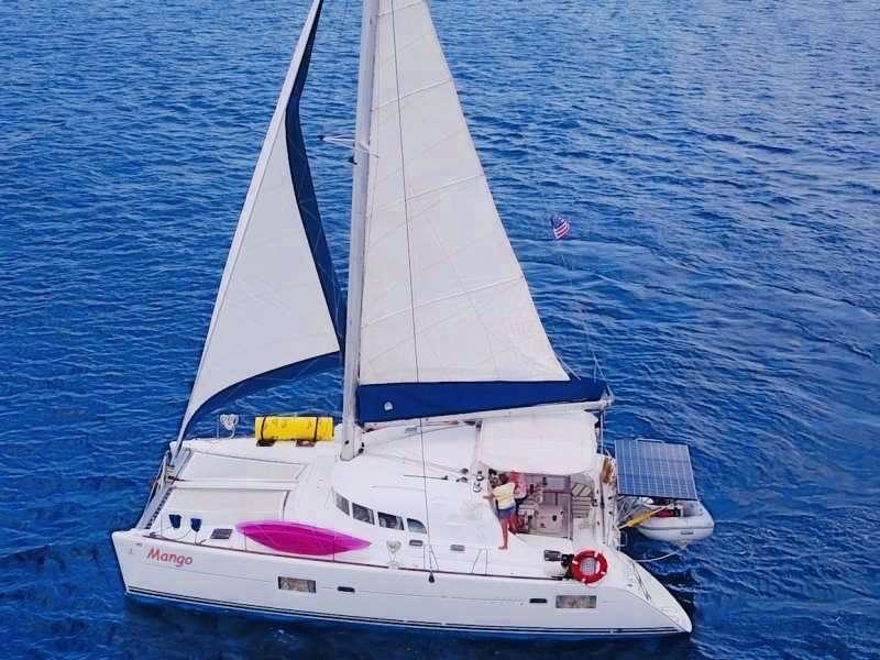 Main image of MANGO yacht