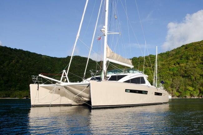 XENIA 62 yacht main image