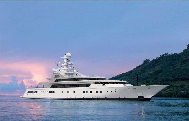 Main image of GRAND OCEAN yacht
