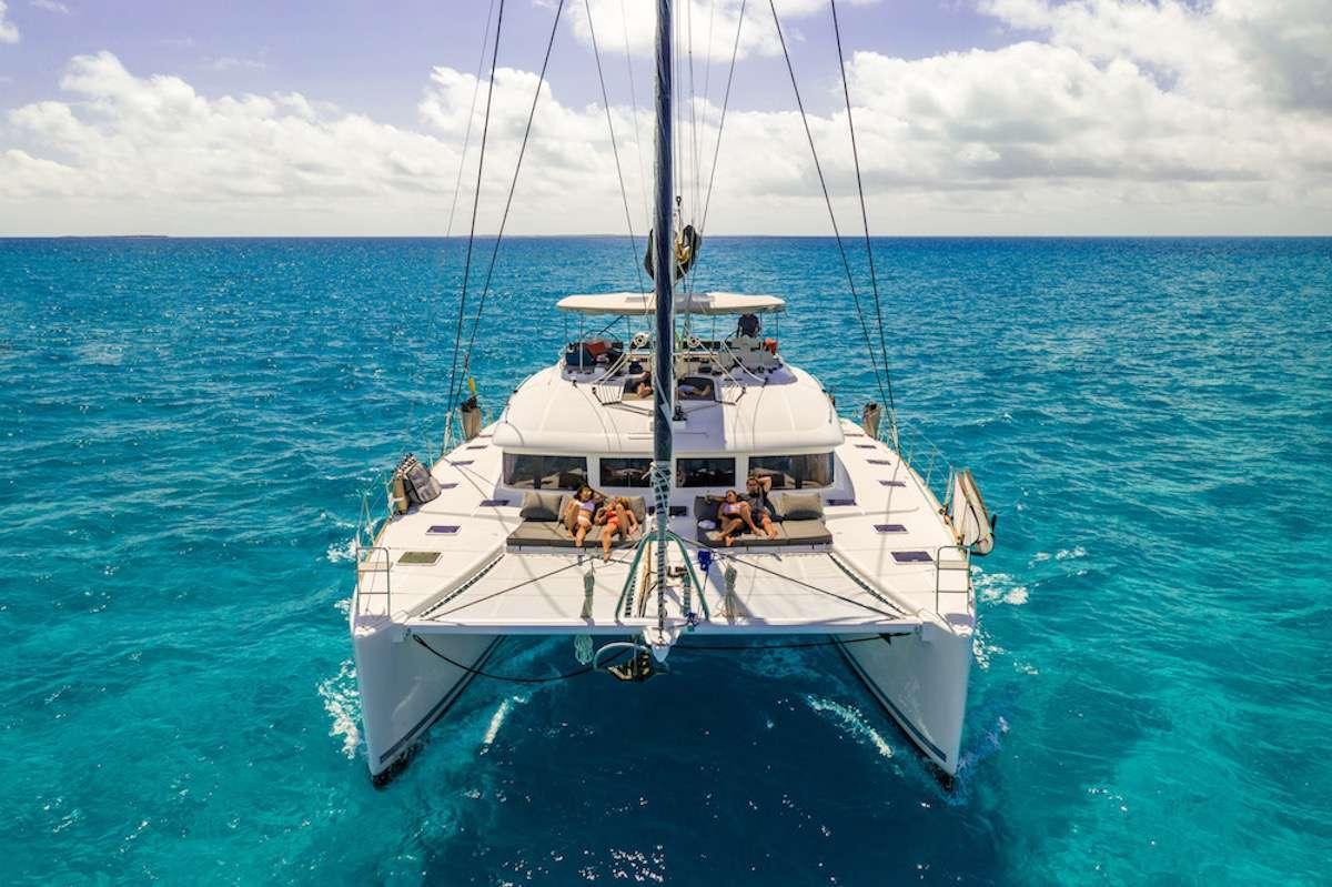 SPLIT SECOND yacht main image