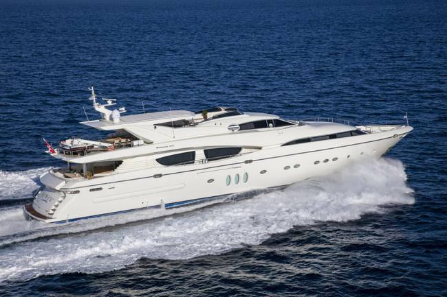 RINI V yacht main image