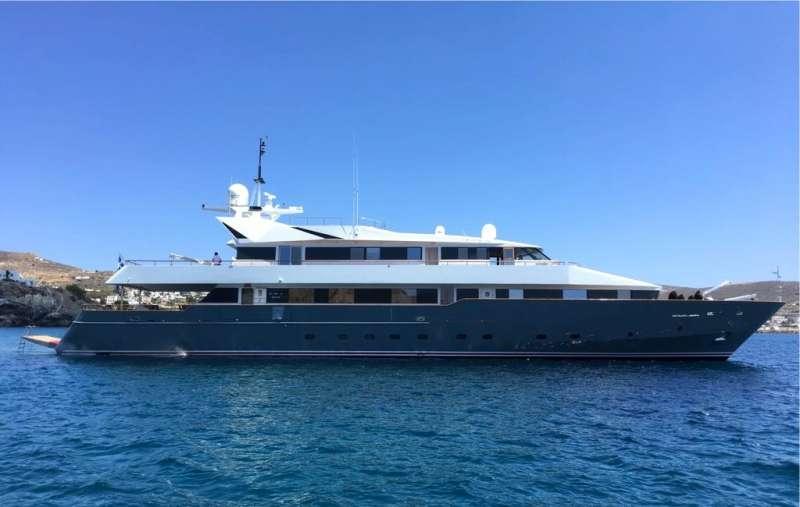 BELLA STELLA yacht main image