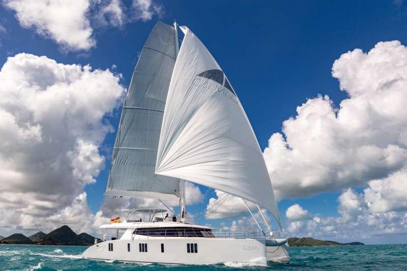Main image of CALMAO yacht