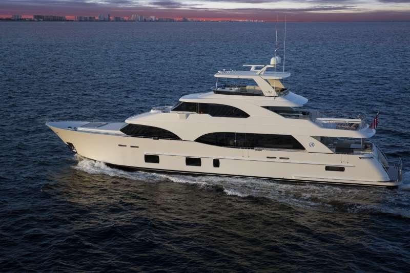 SUGARAY yacht main image