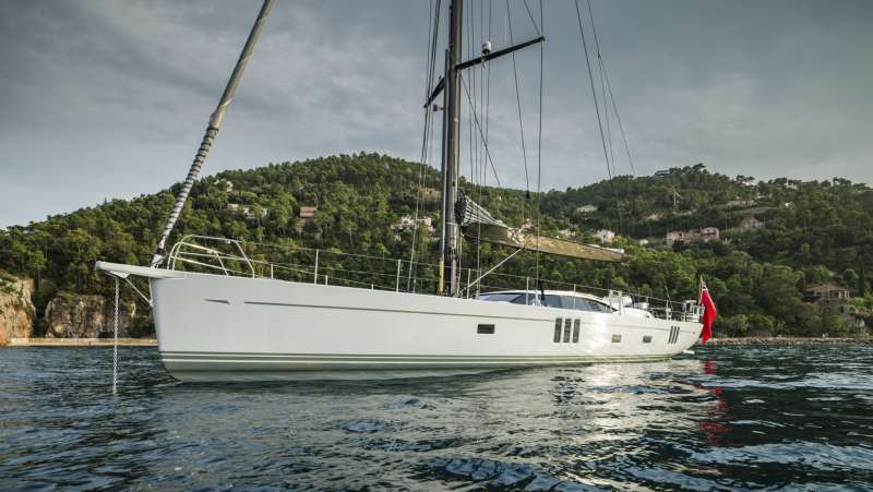 Main image of GRAYCIOUS yacht
