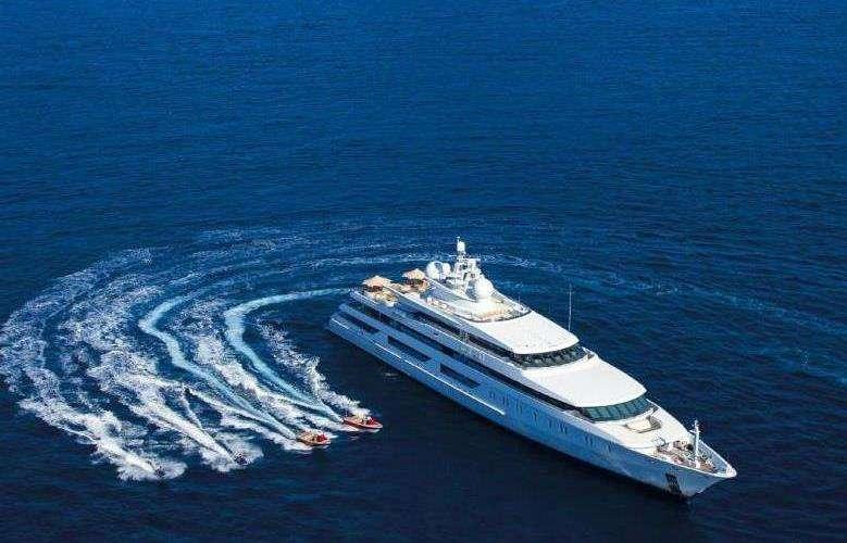 INDIAN EMPRESS yacht main image