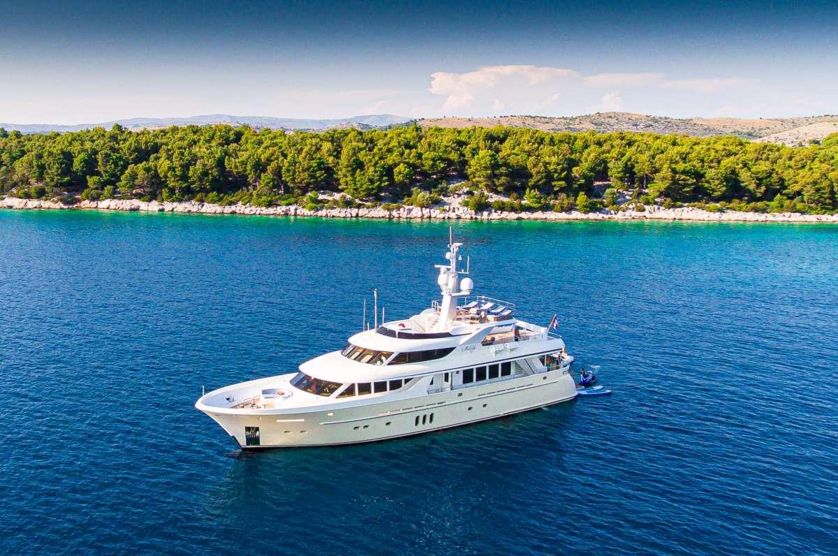Main image of MilaYa yacht
