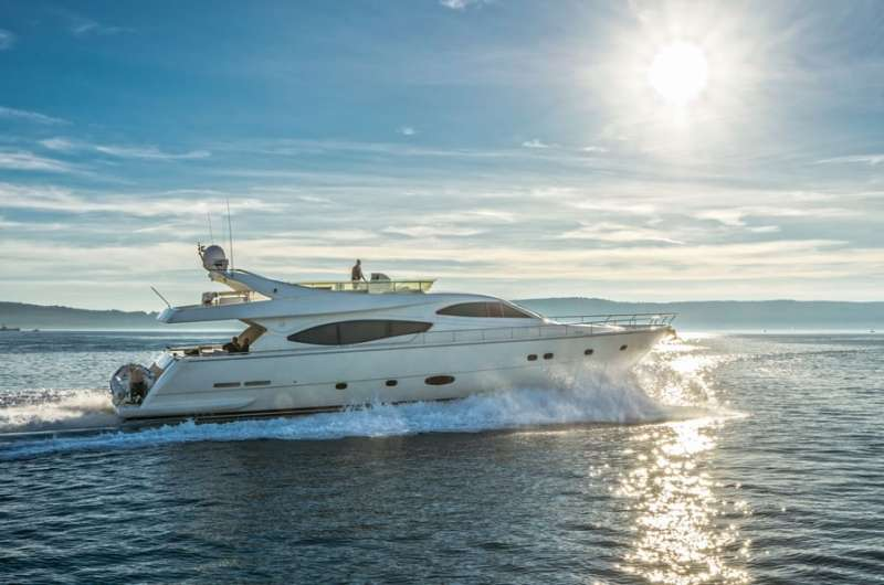Main image of Grifo yacht