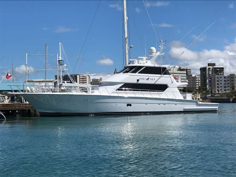 Main image of ONE NET yacht