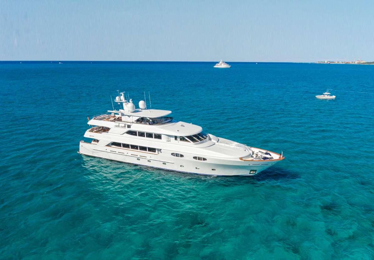 Main image of TCB yacht