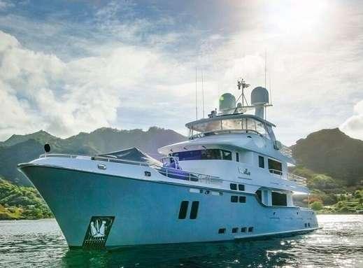 Main image of VIVIERAE II yacht