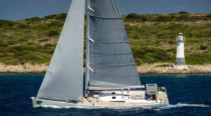 Main image of IKIGAI yacht
