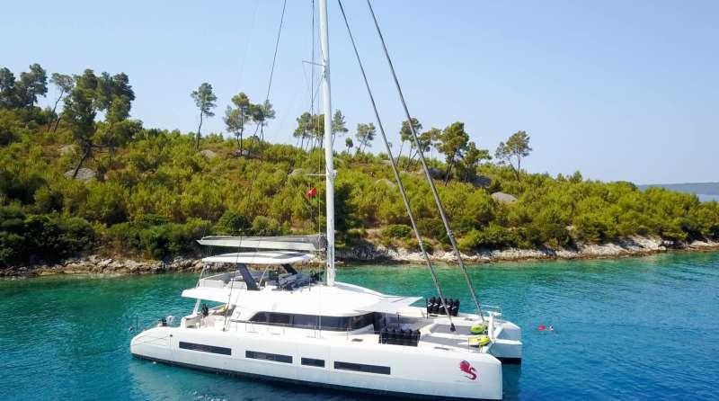 Main image of ADRIATIC DRAGON (Lagoon 77) yacht