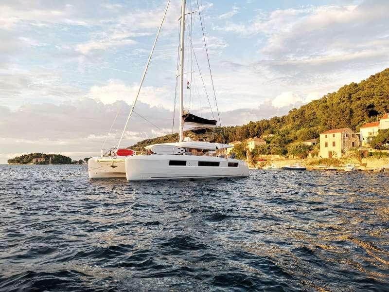 Main image of KATKA (Lagoon 50) yacht