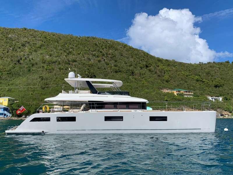 LONG MONDAY yacht main image