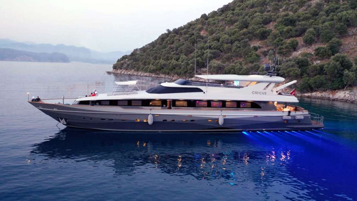 Main image of CROCUS yacht