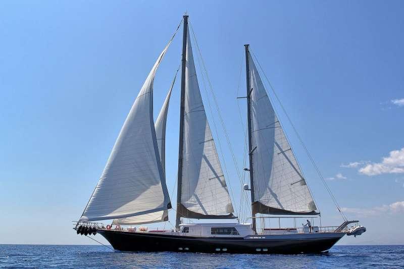 Main image of MOSS yacht