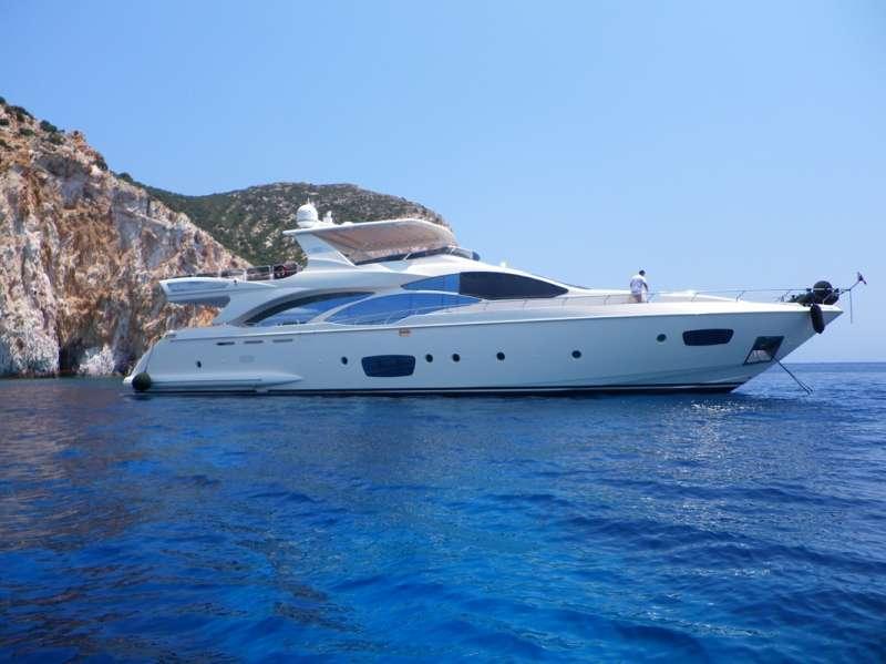 JESTER yacht main image