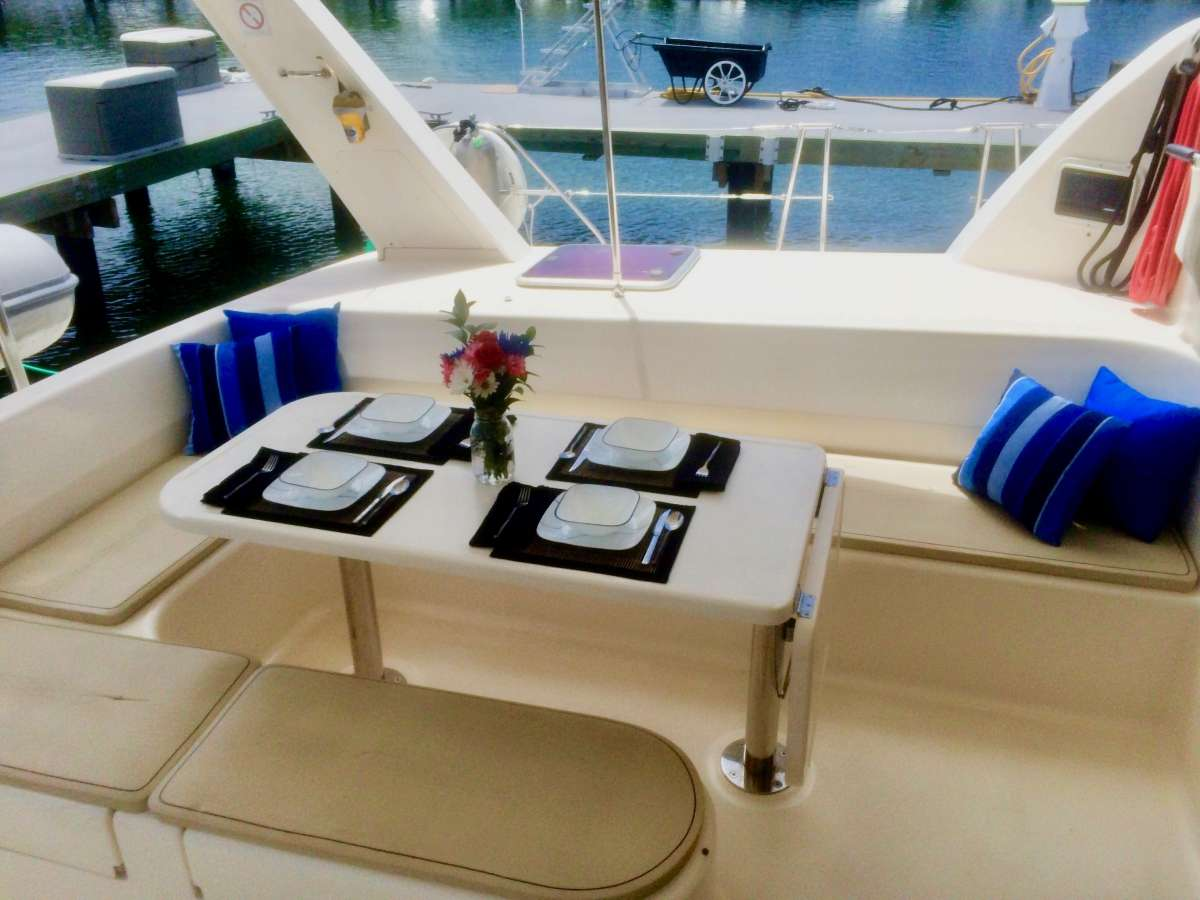 TWO IF BY SEA yacht image # 5