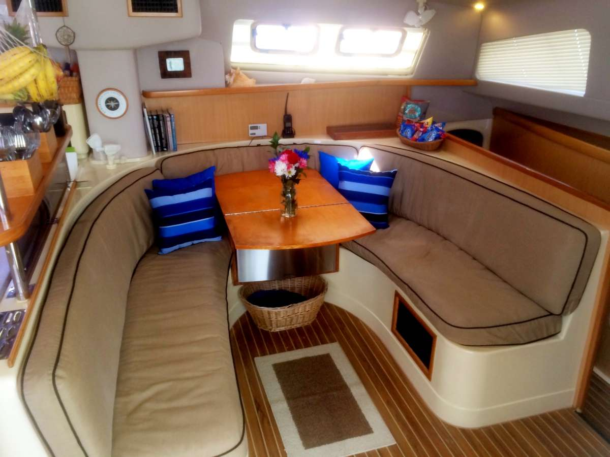 TWO IF BY SEA yacht image # 6