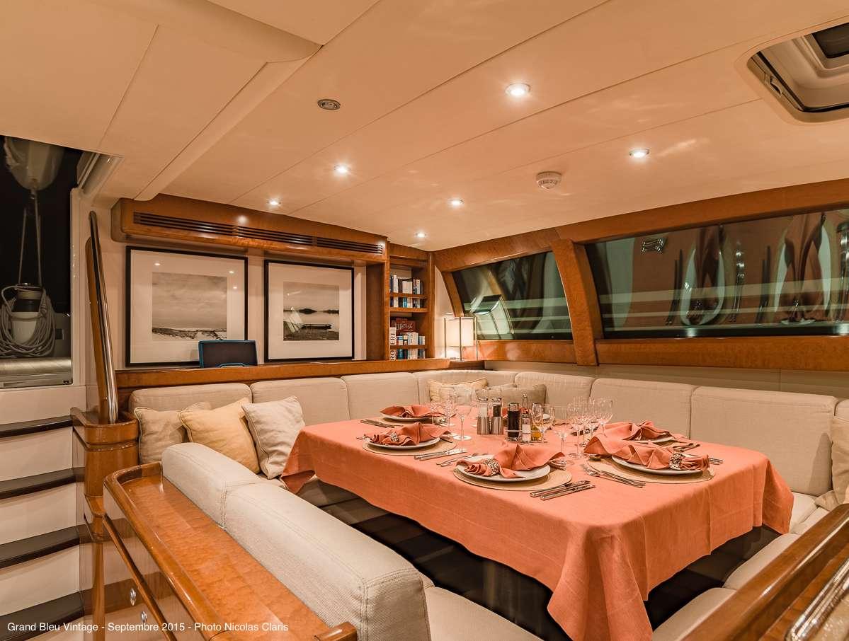 Image of GRAND BLEU VINTAGE yacht #13