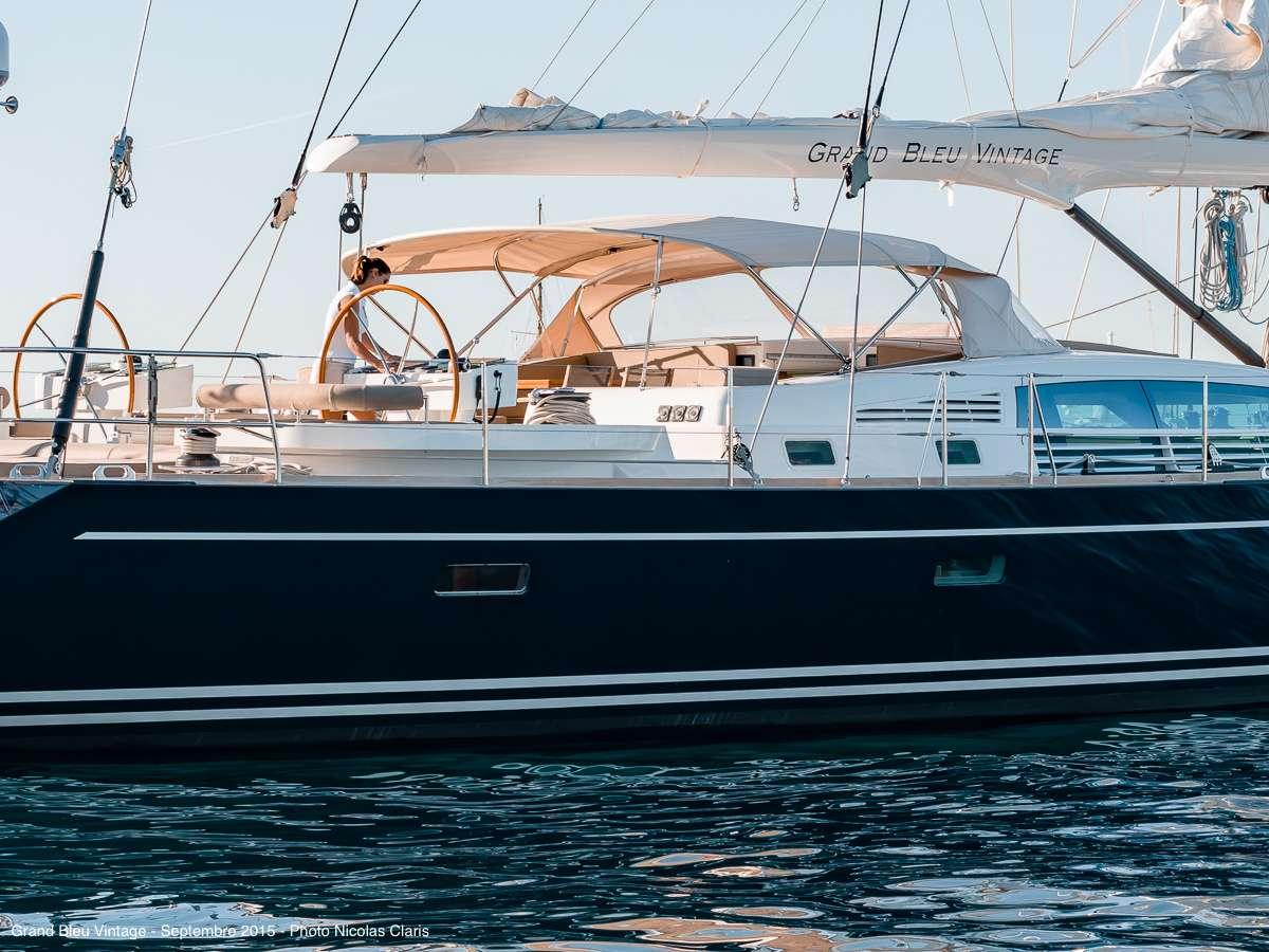 Image of GRAND BLEU VINTAGE yacht #16