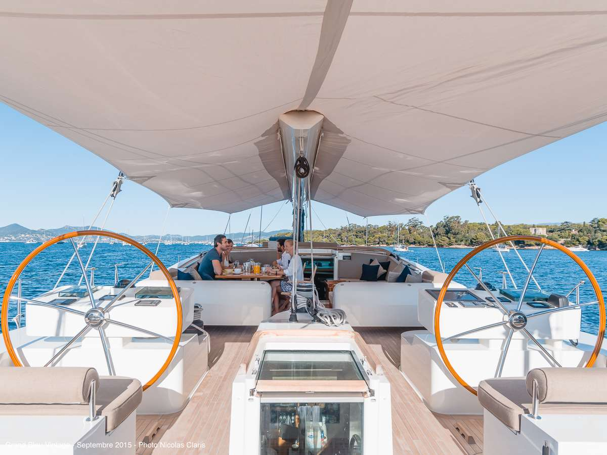 Image of GRAND BLEU VINTAGE yacht #17